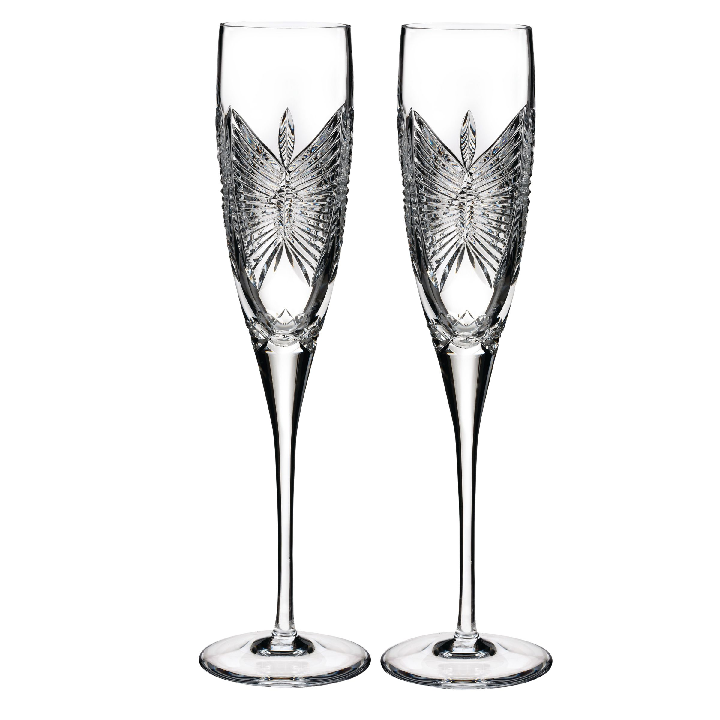 Waterford Waterford Happiness Toasting Flute, Set of 2