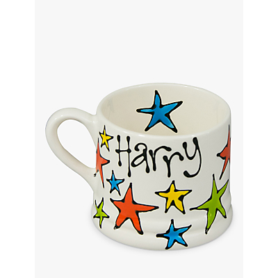 Gallery Thea Personalised Star Mug, Small