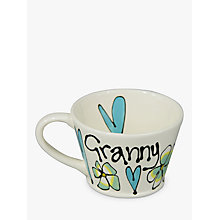 Buy Gallery Thea Personalised Conical Mug Online at johnlewis.com