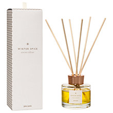 Buy John lewis Winter Spice Diffuser, 120ml Online at johnlewis.com