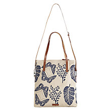 Buy White Stuff Emily Butterfly Shopper Bag, Natural Online at johnlewis.com
