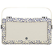 Buy VQ Hepburn DAB/FM Bluetooth Digital Radio, Emma Bridgewater Designs Online at johnlewis.com