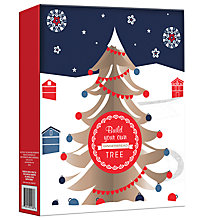 Buy Build Your Own Gingerbread Tree, 1kg Online at johnlewis.com