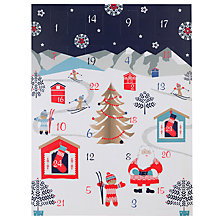 Buy Chamonix Children's Milk Chocolate Advent Calendar, 75g Online at johnlewis.com