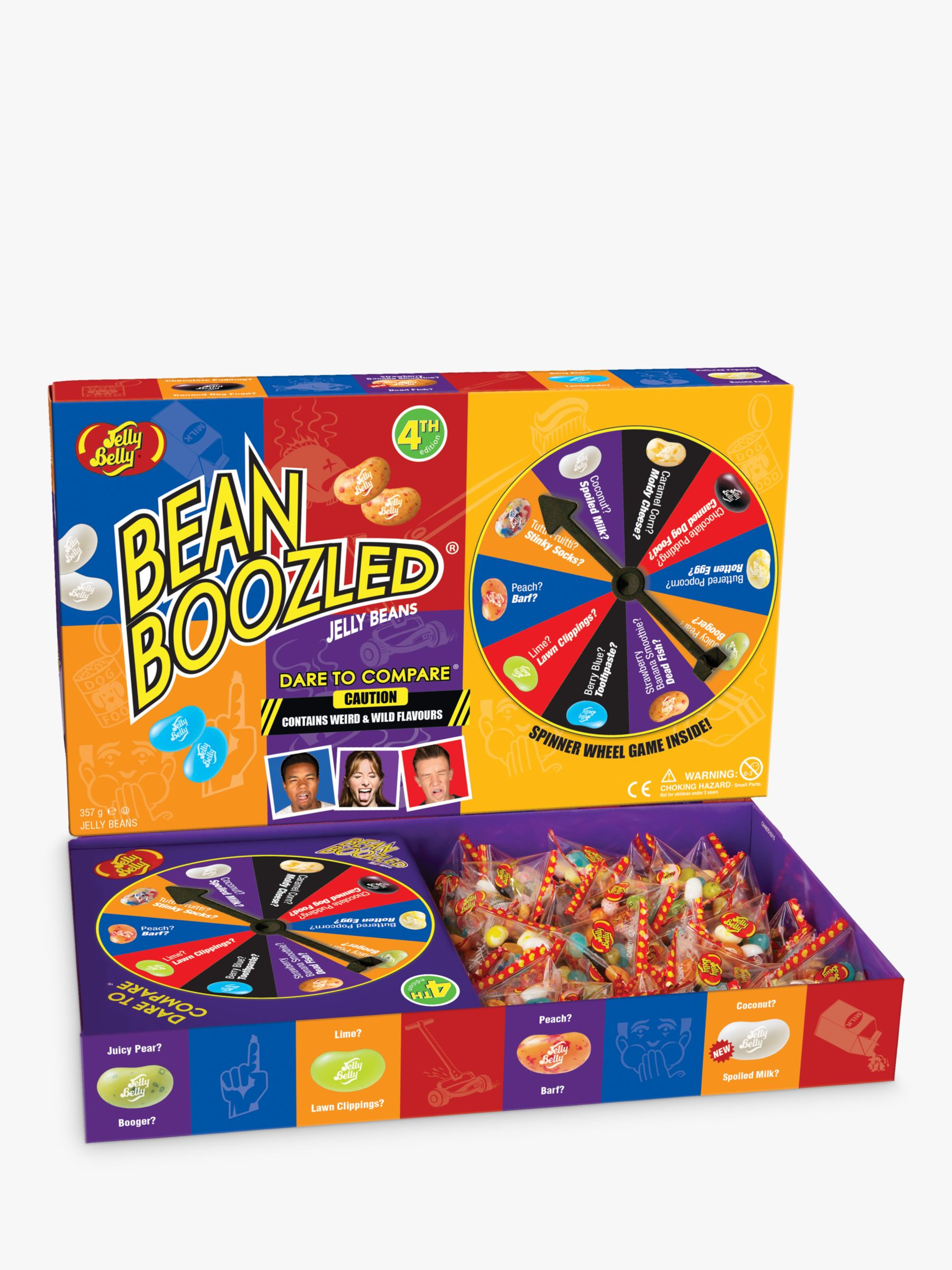 Jelly Belly Jelly Belly Beanboozled, Large, 357g