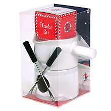 Buy Chocolate Fondue Set, 100g Online at johnlewis.com