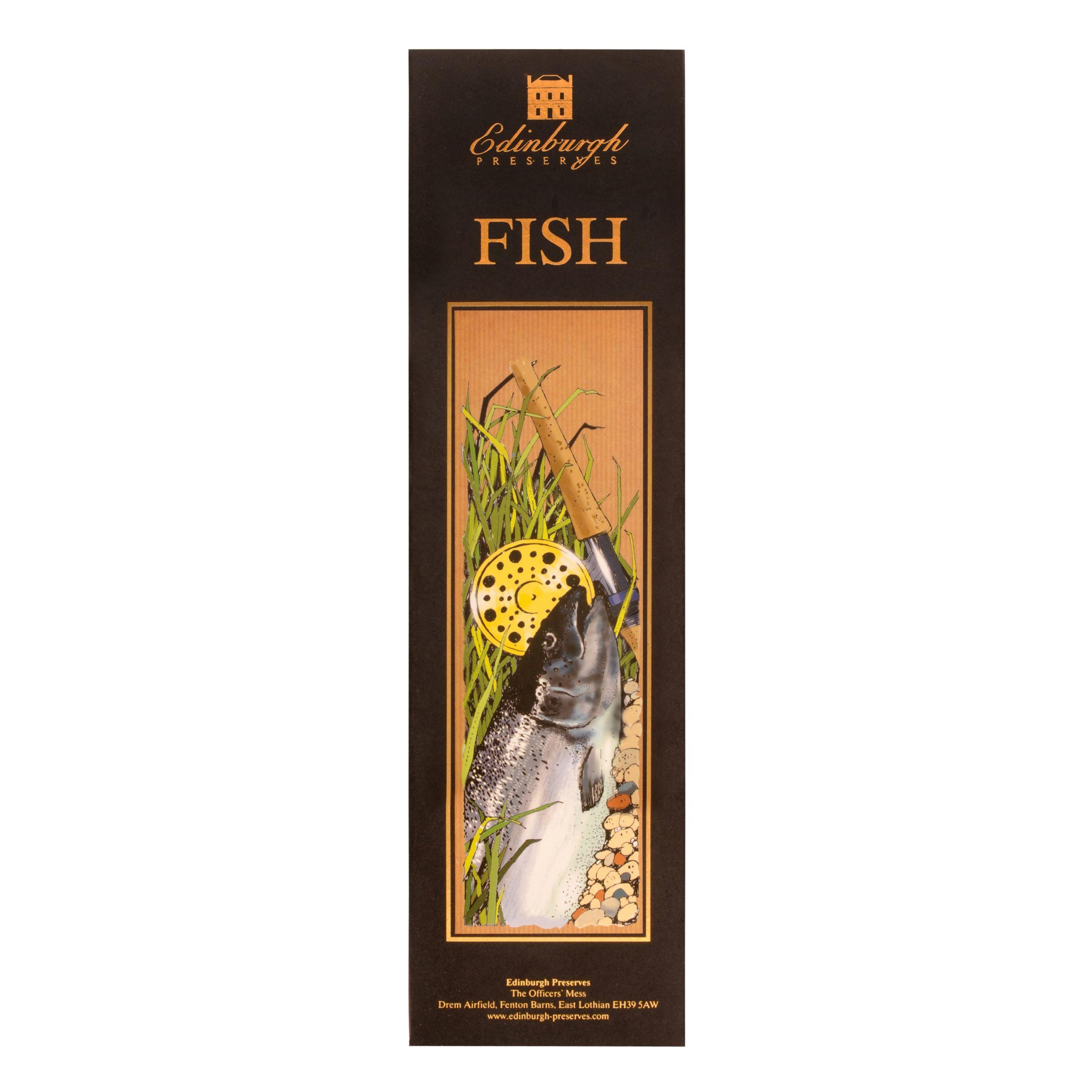 Edinburgh Preserves Edinburgh Preserves 'Fish' Accompaniments Set, 478g