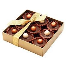 Buy Natalie Pearl Chocolate Cups, 170g Online at johnlewis.com