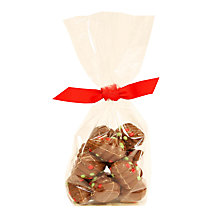 Buy Natalie Bag Of Chocolate Trees, 140g Online at johnlewis.com