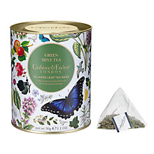 Buy Crabtree & Evelyn Green Mint Tea, 30g Online at johnlewis.com