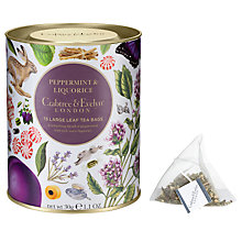 Buy Crabtree & Evelyn Peppermint & Liquorice Tea, 30g Online at johnlewis.com