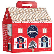 Buy Build Your Own Gingerbread House, 1.2kg Online at johnlewis.com