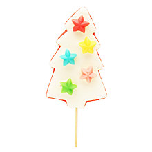 Buy Natalie Christmas Tree Mallow Lolly, 80g Online at johnlewis.com