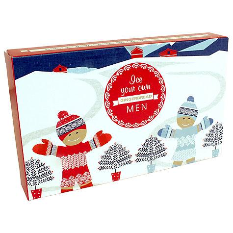 Buy Ice Your Own Gingerbread Men Kit 172g John Lewis