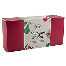 Buy Cottage Delight Marzipan Stollen, 750g Online at johnlewis.com