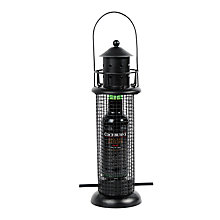 Buy Bird Feeder With Cockburn's Special Reserve, 200ml Online at johnlewis.com