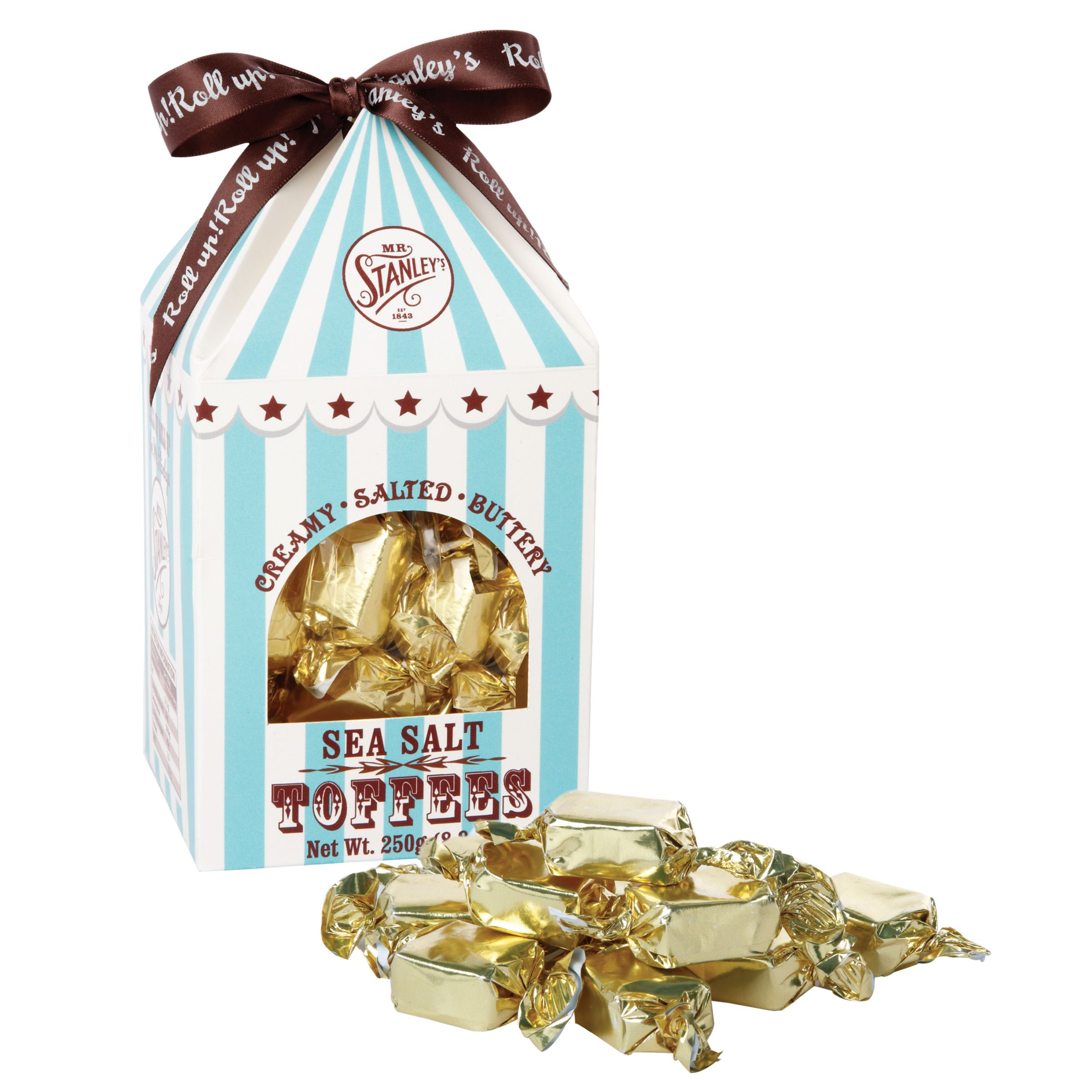 Mr Stanley's Mr Stanley's Sea Salted Toffees, 250g