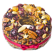 Buy Cottage Delight Wreath Cake Online at johnlewis.com