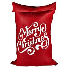 Buy The Handmade Christmas Co. 'The Alleyn' Sack Online at johnlewis.com