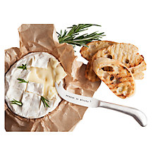 Buy Cutlery Commission Silver-Plated Personalised Cheese Knife Online at johnlewis.com