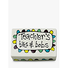 Buy Gallery Thea Personalised Rectangle Keepsake Box Online at johnlewis.com