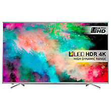 "Buy Hisense 65M7000 4K ULED HDR 4K Ultra HD Smart TV, 65"" With Freeview HD & Ultra Slim Design Online at johnlewis.com"