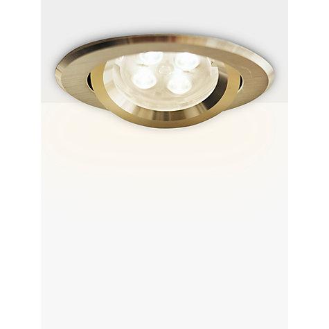 buy philips 3 5w gu10 led spotlight bulb john lewis. Black Bedroom Furniture Sets. Home Design Ideas