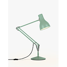 Buy Anglepoise Type 75 Desk Lamp, Seagrass Online at johnlewis.com