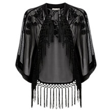 Buy Oasis Skyla Embroidered Kimono Online at johnlewis.com