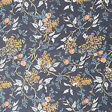 Buy Blossom Sprig Print Fabric Online at johnlewis.com