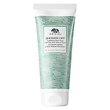 Buy Origins Shower Off Exfoliating Body Wash, 200ml Online at johnlewis.com