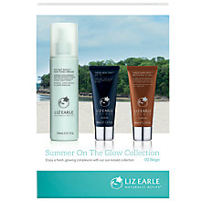 Buy Liz Earle Summer Glow Collection, 02 Beige Online at johnlewis.com