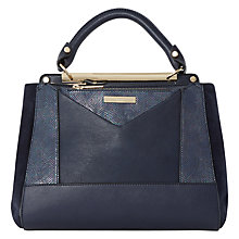 Buy Dune Drayson Patchwork Grab Bag Online at johnlewis.com