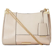 Buy Dune Datch Patchwork Shoulder Bag Online at johnlewis.com