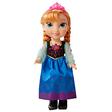 Buy Disney Frozen Musical Sisters Anna Doll Online at johnlewis.com