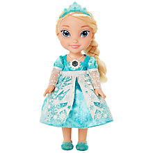Buy Disney Frozen Musical Sisters Elsa Doll Online at johnlewis.com