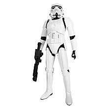 Buy Star Wars Rogue One Stormtrooper Action Figure Online at johnlewis.com