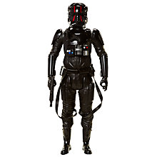 Buy Star Wars The Force Awakens First Order TIE Fighter Pilot Action Figure Online at johnlewis.com