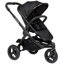 Buy iCandy Peach Eclipse All Terrain Pushchair, Carrycot and Footmuff bundle Online at johnlewis.com