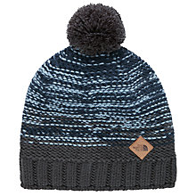 Buy The North Face Antlers Beanie, One Size, Graphite Grey Online at johnlewis.com