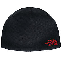 Buy The North Face Bones Beanie, One Size, Black Online at johnlewis.com