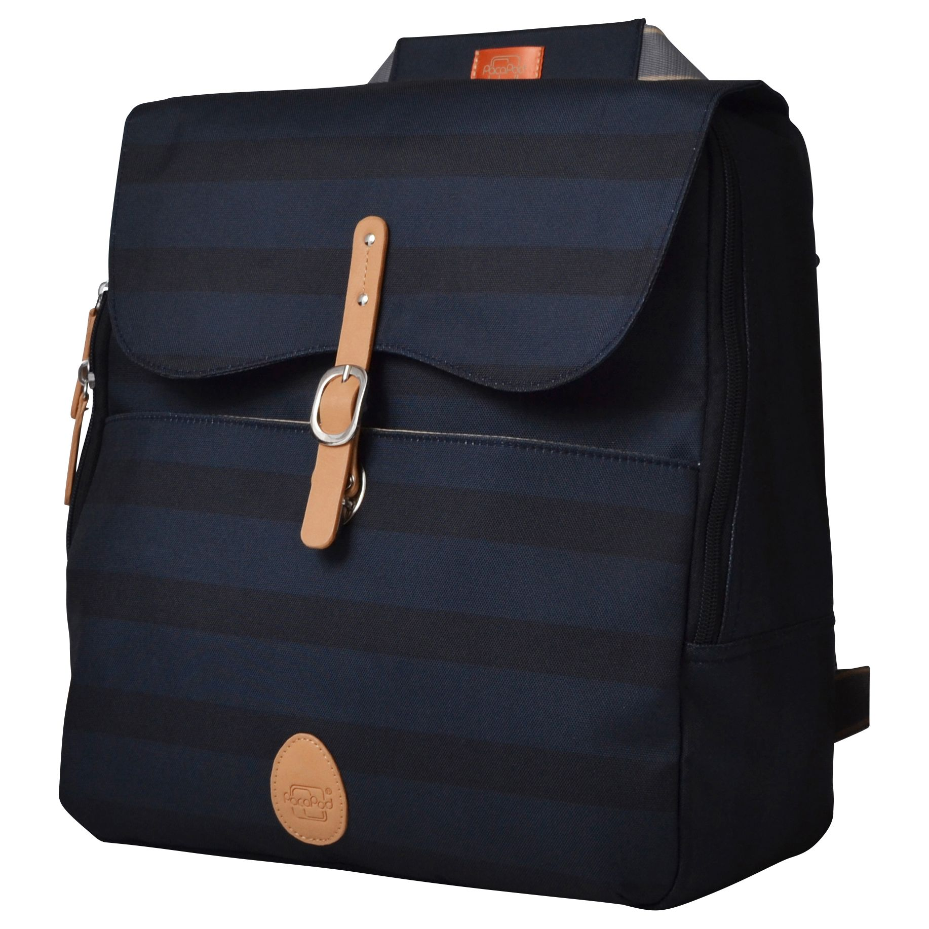 PacaPod PacaPod Hastings Ink Stripe Changing Bag, Navy