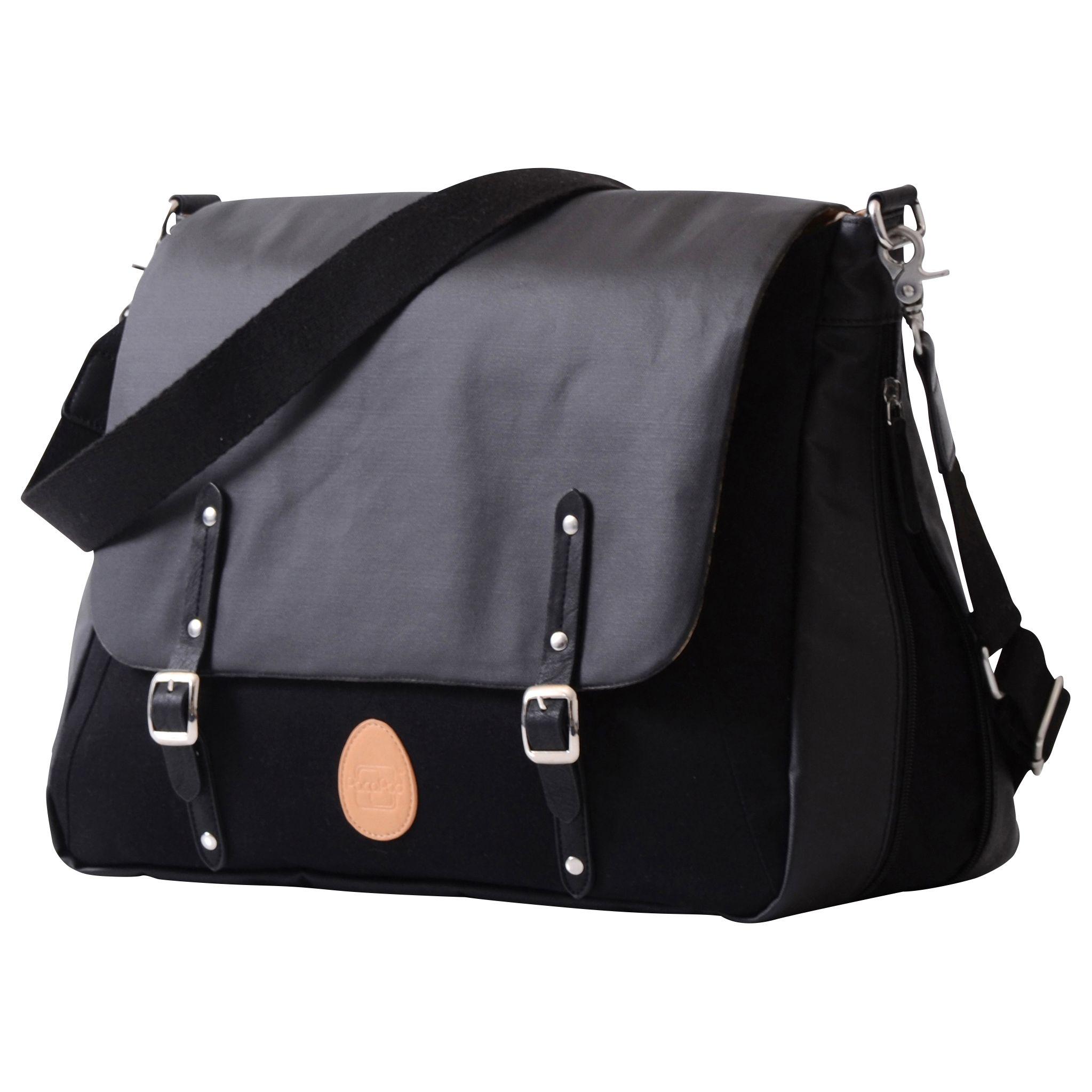 PacaPod PacaPod Prescott Changing Bag, Black