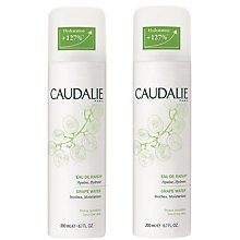 Buy Caudalie Grape Water Duo Online at johnlewis.com