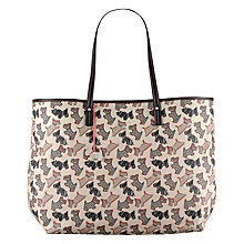 Buy Radley Fleet Street Large Weekend Bag, Ivory Online at johnlewis.com
