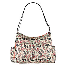Buy Radley Fleet Sreet Large Baby Changing Bag, Ivory Online at johnlewis.com