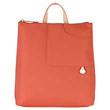 Buy Radley Pocket Essentials Large Zip Top Backpack Online at johnlewis.com