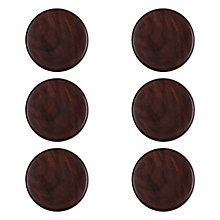 Buy Social by Jason Atherton Coasters, Set of 6 Online at johnlewis.com
