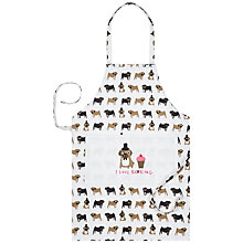 Buy Fenella Smith Pug Apron Online at johnlewis.com