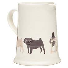 Buy Fenella Smith Pug Very Useful Jug Online at johnlewis.com